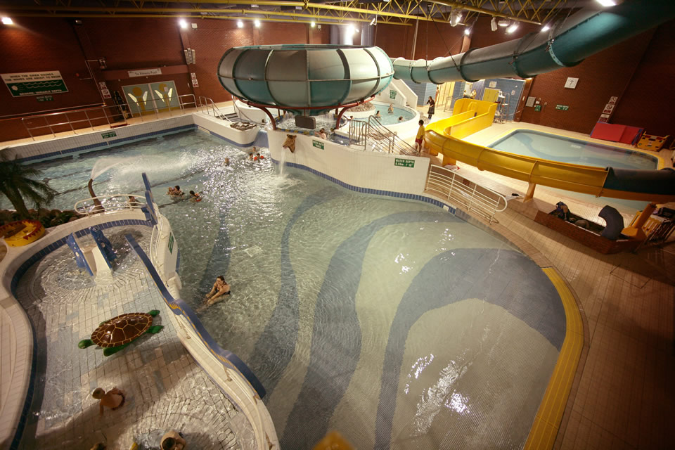Larkfield Leisure Pool