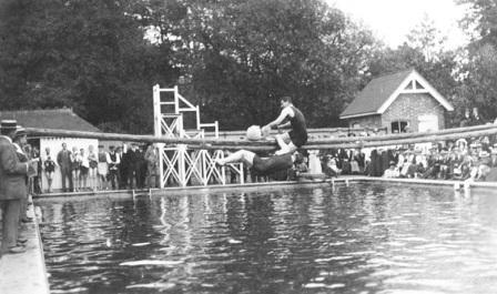 1913 Polo Gala - photographs courtesy of Tonbridge Historical Society